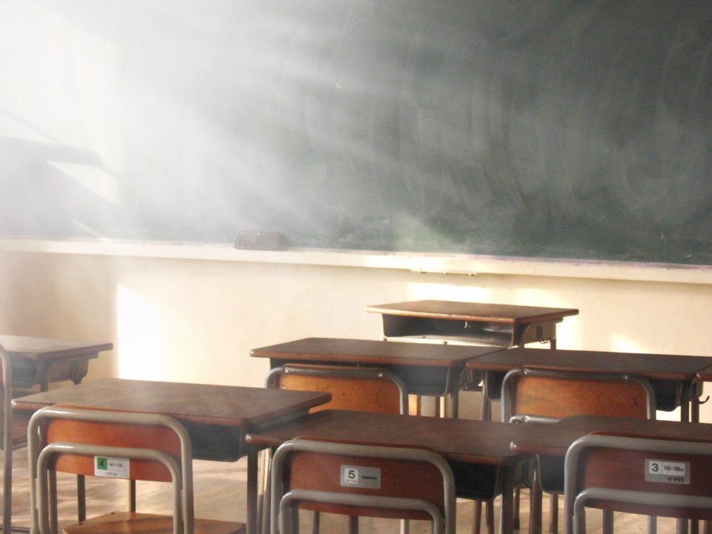 小学校の体験入学